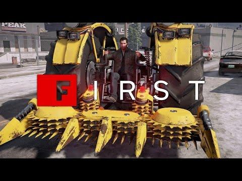 Dead Rising 4's Crazy Vehicular Warfare - IGN First