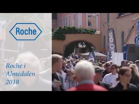 Roche i Almedalen: Vad diskuterades i Almedalen?