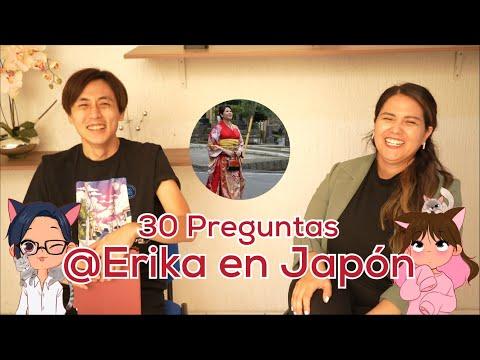 30 PREGUNTAS SOBRE LA VIDA EN JAPON: Entrevista a @Erika en Japón |Mexicana en Japón 🇲🇽