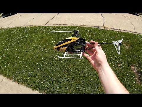 Blade - 200 SR X - On-The-Fly Review - UCe7miXM-dRJs9nqaJ_7-Qww