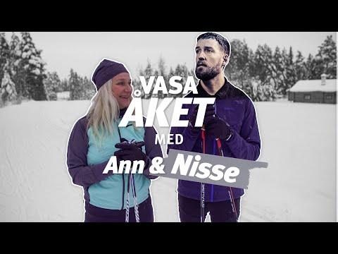 Vasaåket Live med Ann Söderlund & Nisse Hallberg