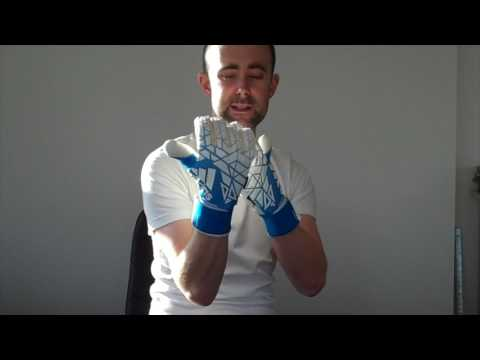 Adidas Ace Trans Clima Cool Goalkeeper Gloves - Video Preview