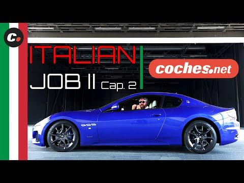 Maserati GranTurismo Sport   Italian Job II Cap. 2   Prueba / Review   coches.net