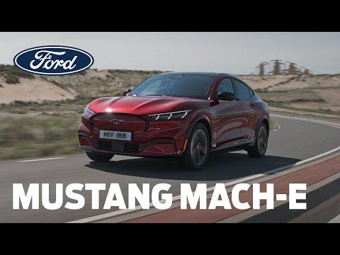 Mustang Mach-E   Jízda a dynamika   Ford Česká republika