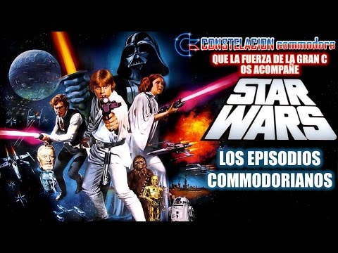 Star Wars: Los Episodios Commodorianos