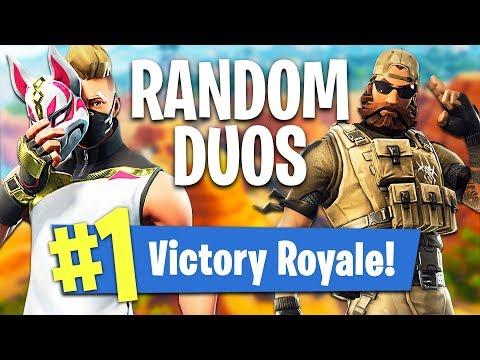 RANDOM DUOS!! *SEASON 5* // 1,183 WINS // 23,150+ FRAGS (Fortnite Battle Royale) - UC2wKfjlioOCLP4xQMOWNcgg