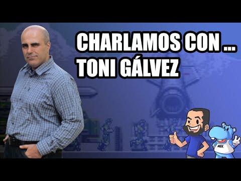 Charlamos con... Toni Gálvez