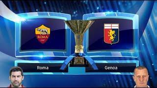 Roma vs Genoa Prediction & Preview 25/08/2019 - Football Predictions