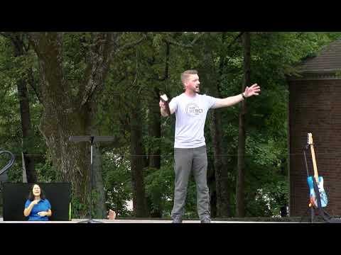 Sermon - 08/09/2020 - Pastor Ben Anderson - Christ Church Nashville