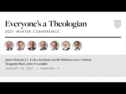 2021 Winter Conference: John Tweeddale and Keith Mathison