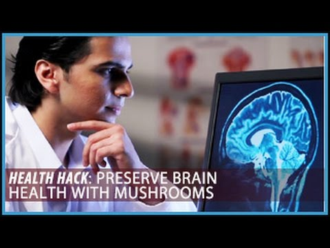 Preserve Brain Health with Mushrooms: Health Hacks- Thomas DeLauer