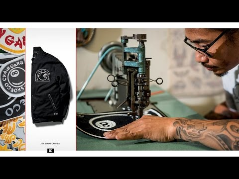 DC SHOES: CHAIN GANG COLLECTION