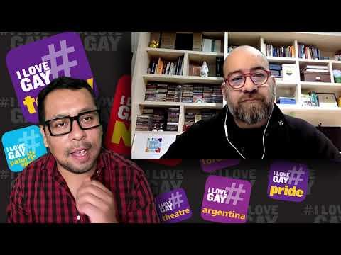 Gustavo Noguera: Comercio de Comercio LGBTQ Argentina