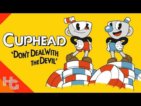 Cuphead (PC) Часть 4