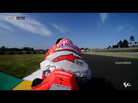 French GP: Ducati OnBoard
