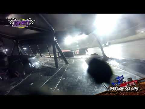 #1 Rusty Schlenk - Super Late Model - Mod Mania 2020 Tri-City Speedway - dirt track racing video image