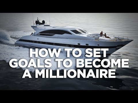 How to Set Goals to Become a Millionaire - Cardone Zone photo