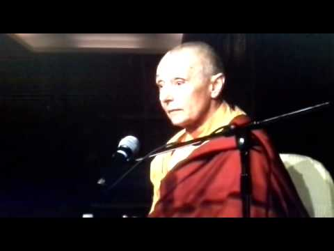 Tenzin Palmo talk - Part 3