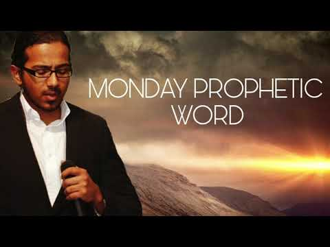 GOD WILL GIVE YOU GRACE TO MAKE IT THROUGH, Monday Prophetic Word 21 October 2019