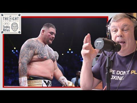 """Teddy Atlas on How He Would Have Trained Andy Ruiz AKA """"The Ruiz Papers """" 