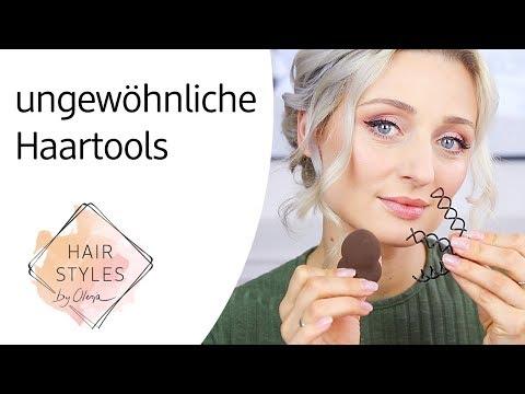 verrückte Haartools - welche Frisuren kann man damit machen?