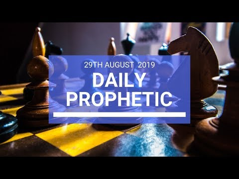Daily prophetic 29 August 2019  Word 2