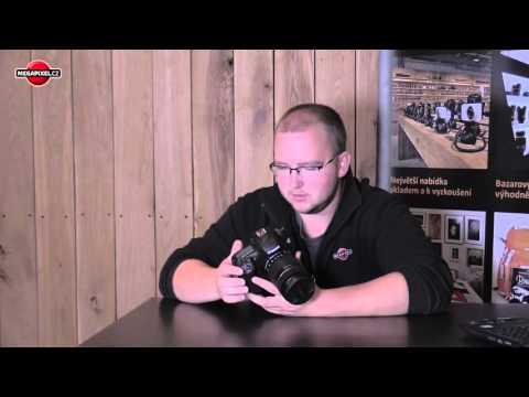 Videorecenze Canon EOS 7D Mark II tělo