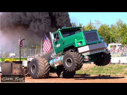 Semi/Truck/Tractor Pulls! Over The Top Diesel Showdown - Session 1 - UCLg4Cy4JzuRnHdyY0KasPqw