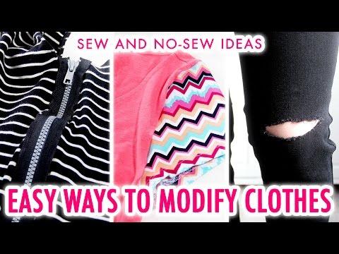 3 DIY Ways to Revamp Your Old Clothing! - HGTV Handmade