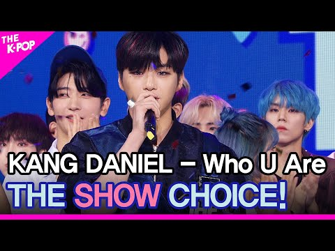 KANG DANIEL, THE SHOW CHOICE! [THE SHOW 200811]