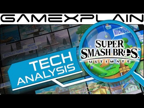 An Early Tech Analysis of Super Smash Bros. Ultimate's Stages - UCfAPTv1LgeEWevG8X_6PUOQ