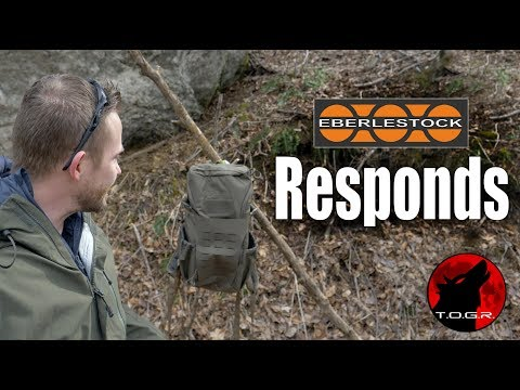 Eberlestock Responds - Bandit Backpack Review