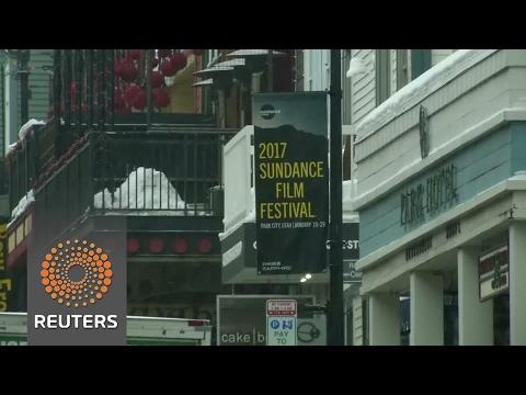 Robert Redford talks Trump as Sundance kicks off