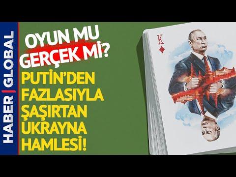 Oyun mu Gerçek mi? Putin Bu Hamlesiyle Tüm Dünyaya 'Sahiden mi?' Dedirtti!