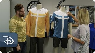 Walt Disney Imagineering Shares a First-Look at Disney Skyliner Costumes
