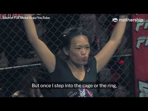 One of Us – MMA Fighter, Tiffany Teo