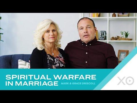 Spiritual Warfare In Marriage  Mark and Grace Driscoll