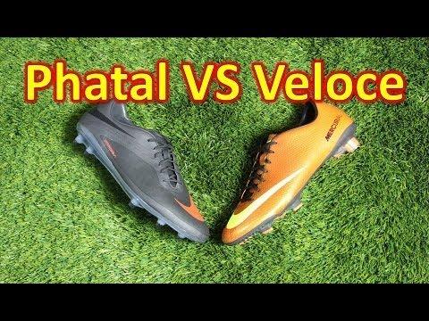 Nike Hypervenom Phatal VS Nike Mercurial Veloce - Comparison Review - UCUU3lMXc6iDrQw4eZen8COQ