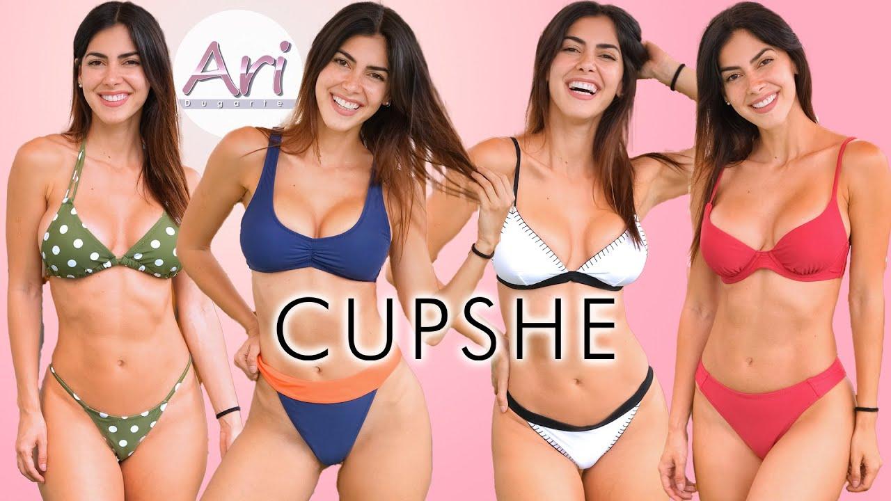 CUPSHE Bikini Try On Haul