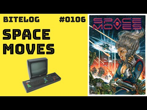 BITeLog 0106: Space Moves (AMSTRAD CPC) LONGPLAY