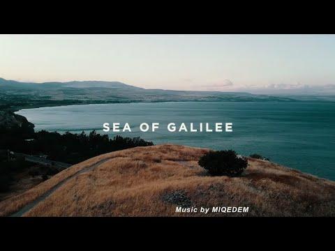 SEA OF GALILEE // where Jesus walked on water