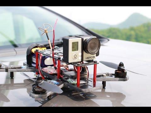 QAV250 Air Race Gopro3 & FPV - UCyqtF-RwHsw8rV9hWRLkzmw