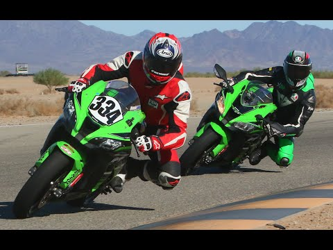 2016 Kawasaki ZX-10R Rider Project - Part Two, Day Two - Cycle News