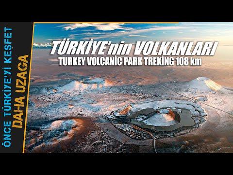 Türkiye'nin Volkanları. Belgesel Meke Gölü, Kızören gölü, Meyil gölü, Çıralı Gölü, Konya Obruklar.