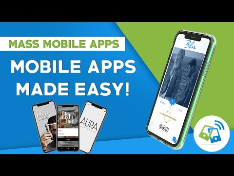 Mass Mobile Apps - Explainer
