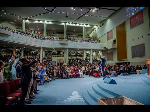 Walking In Your Identity 2  Paul Adefarasin  Something Is About To Happen