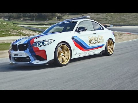 BMW M2 Coupé Safety Car /// M Performance Parts
