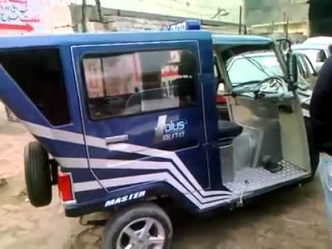 BMW riksha in Pakistan