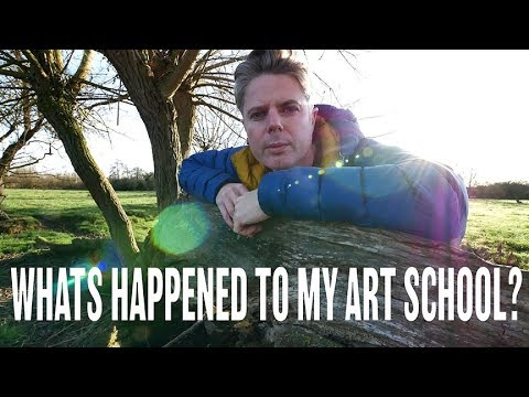 What's Happened To My Art School?
