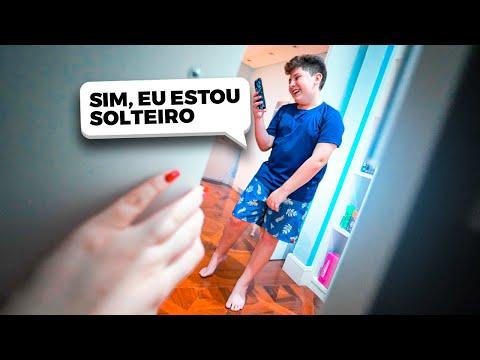 ESPIONEI MEU IRMÃOZINHO NO QUARTO